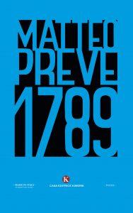 RECENSIONE di 1789 - Matteo Preve